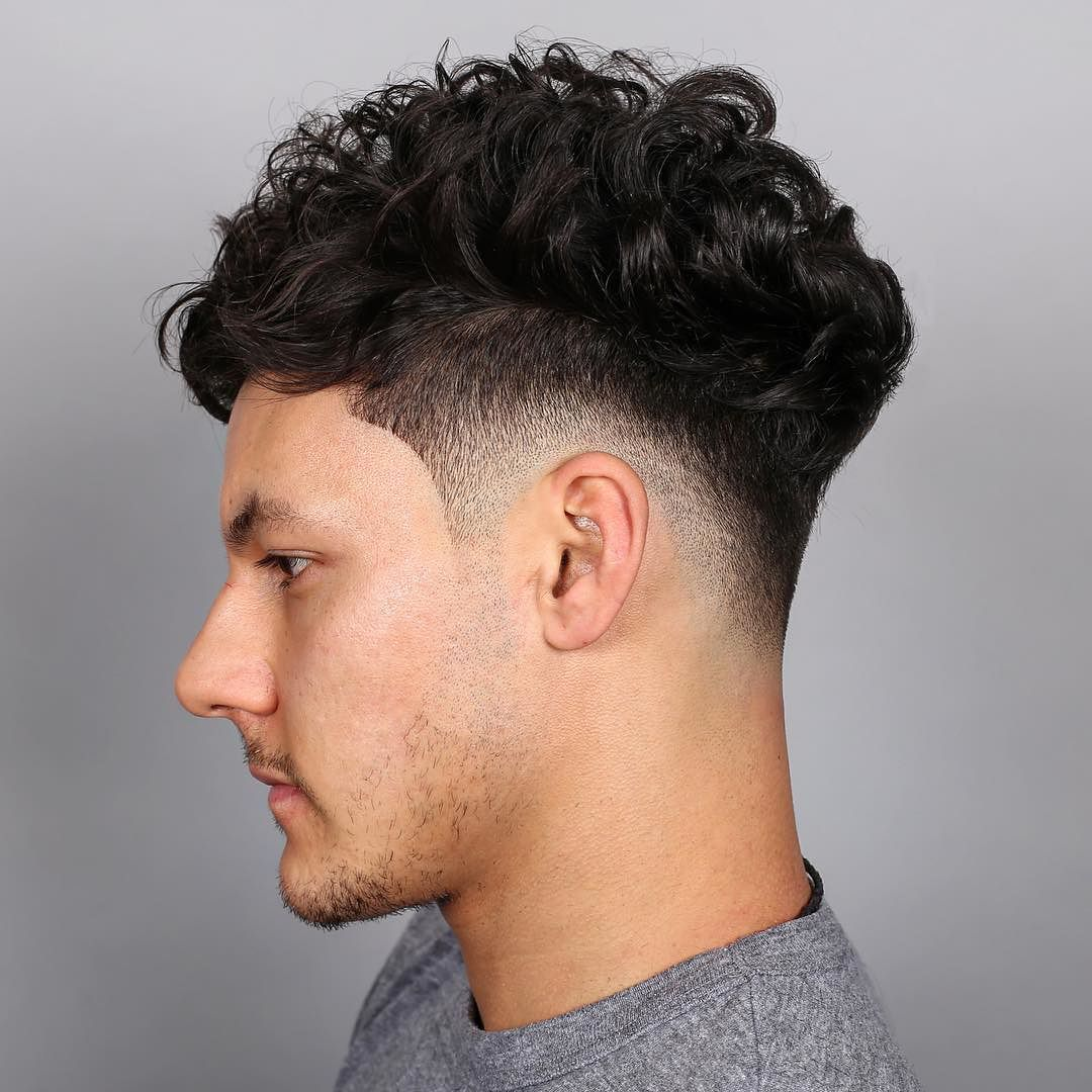 Haircuts men curly haircut by londonschoolofbarbering iftvhrmav menshair