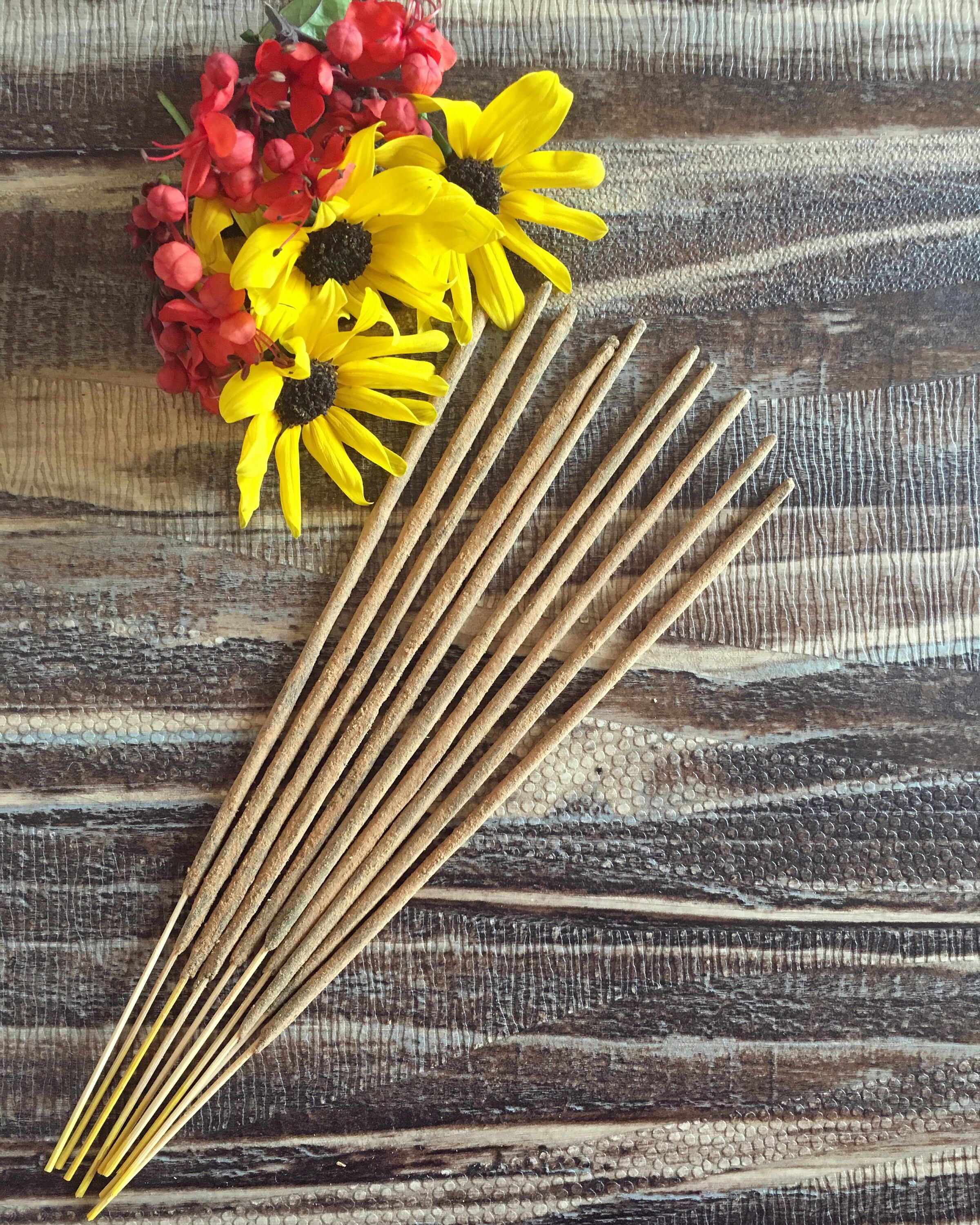 Sandalwood incense sticks india 250 gms handrolled with essential