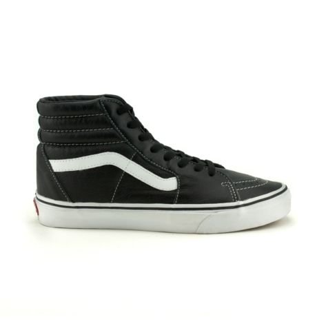 9ac4f72d599 Shop for Vans SK8 Hi Skate Shoe in BlackWhite Leather at Journeys Shoes.  Shop today for the hottest brands in mens shoes and womens shoes at Journeys .com.