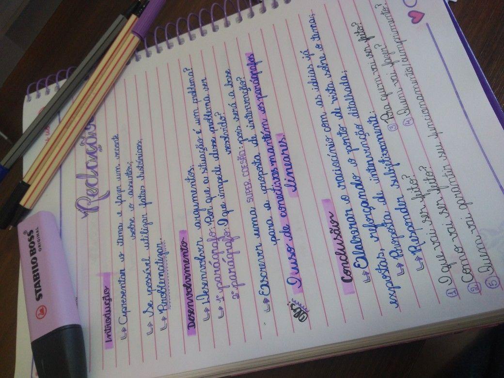 Ideia Por Gabriela Santos Em Escola Redacoes Dissertativas Enem