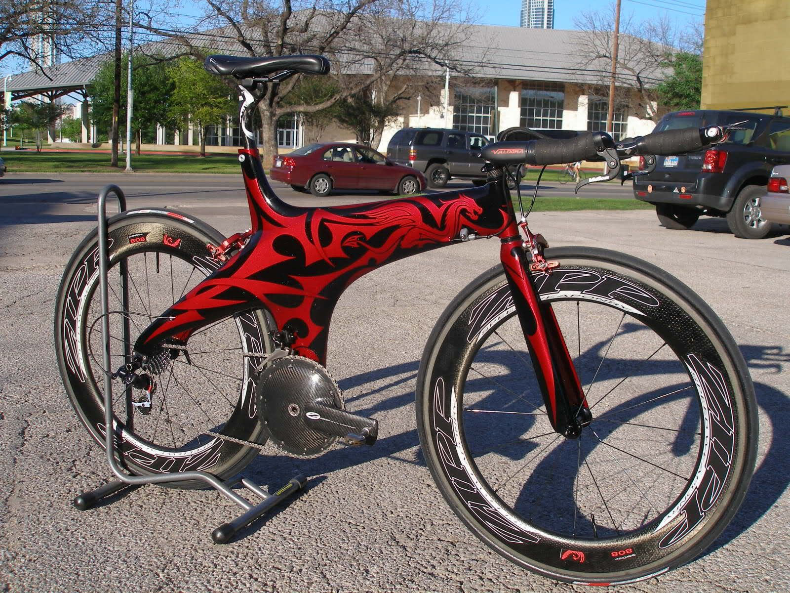 The Hotta Got Hotter Custom Paint Triathlon Forum Slowtwitch
