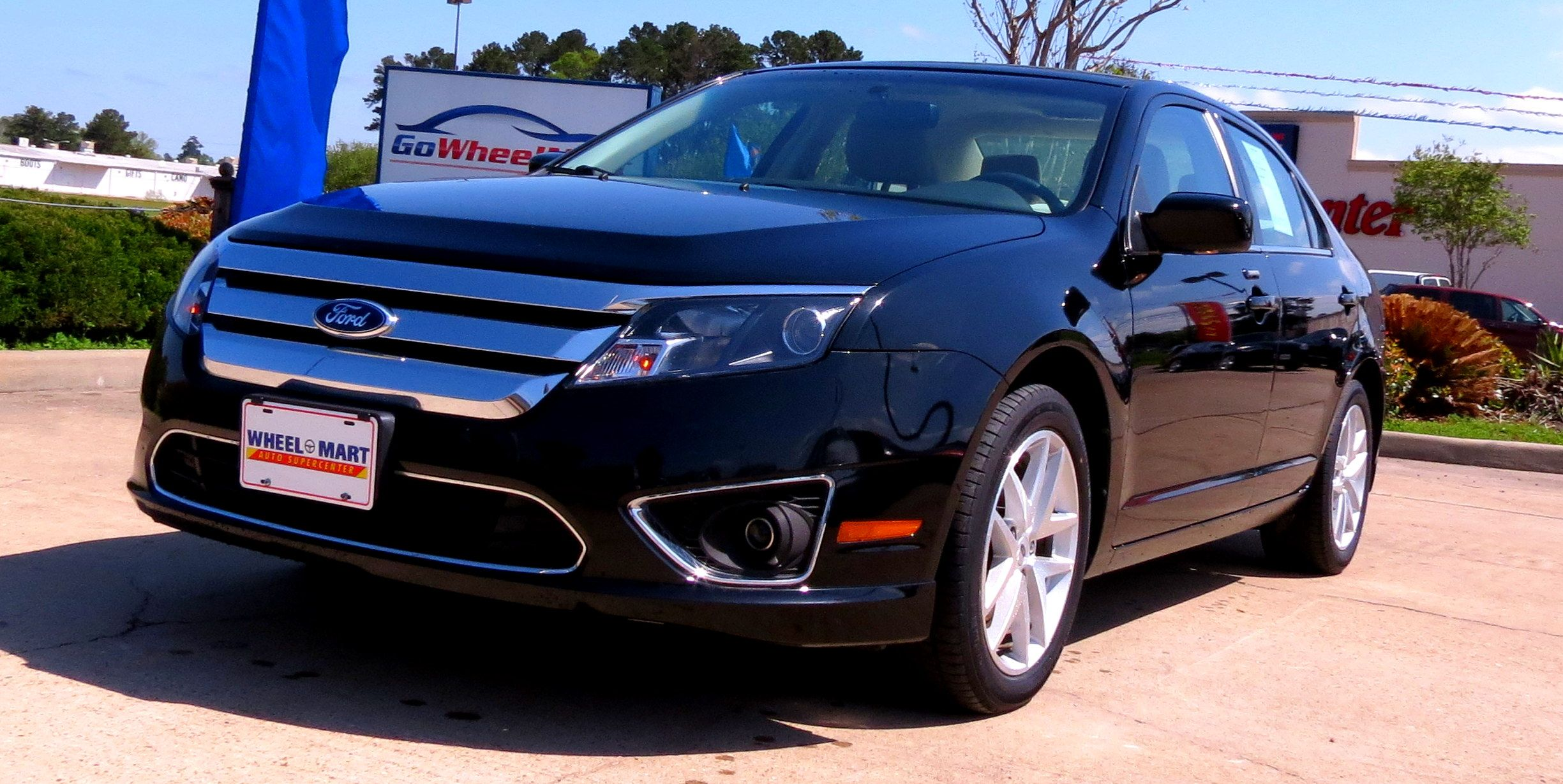 Pin By Wheelmart Autosupercenter On Cars Used Ford Ford Fusion
