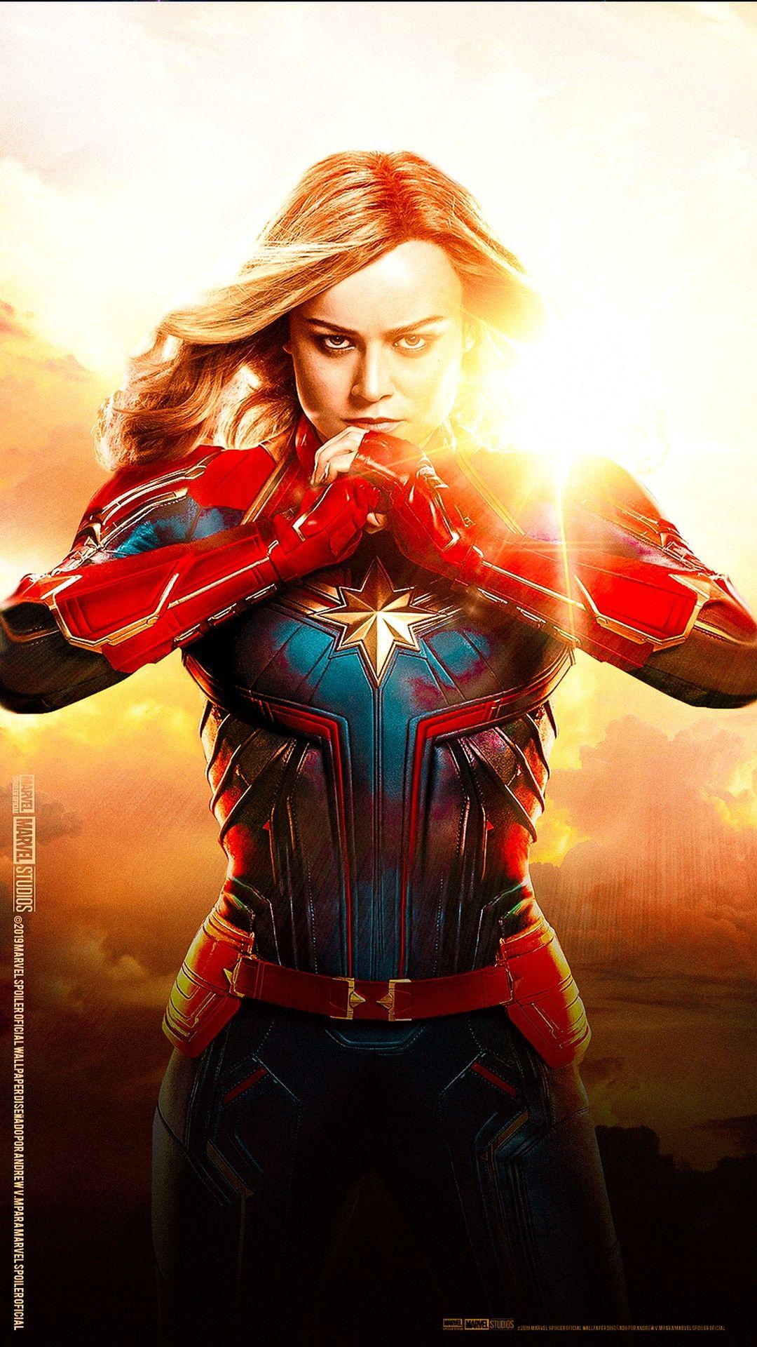 Captain Marvel 2019 Poster Movie Best Movie Poster Wallpaper Hd Captain Marvel Captain Marvel Carol Danvers Marvel Superheroes