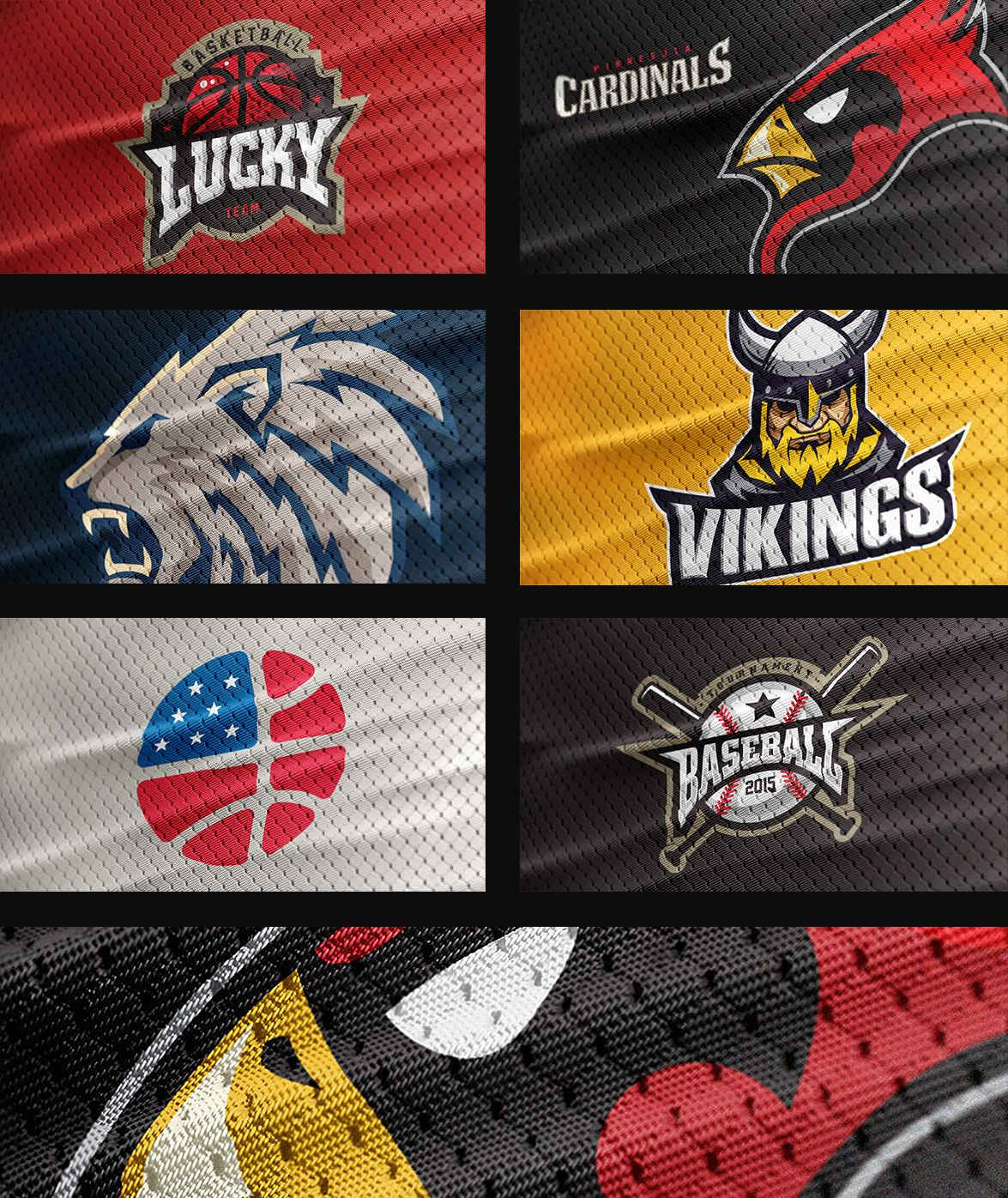 Download Sports Jersey Texture Psd Logo Mockup On Behance Logo Mockup Photoshop Logo Free Logo Templates