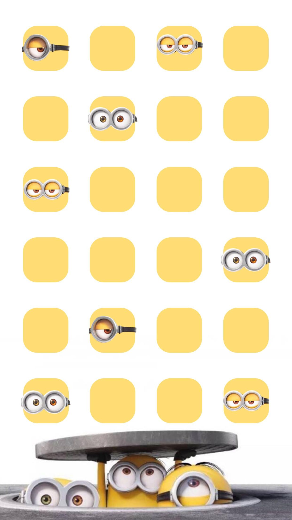 Minions Phone Wallpapers In 2019 Minions Iphone Wallpaper