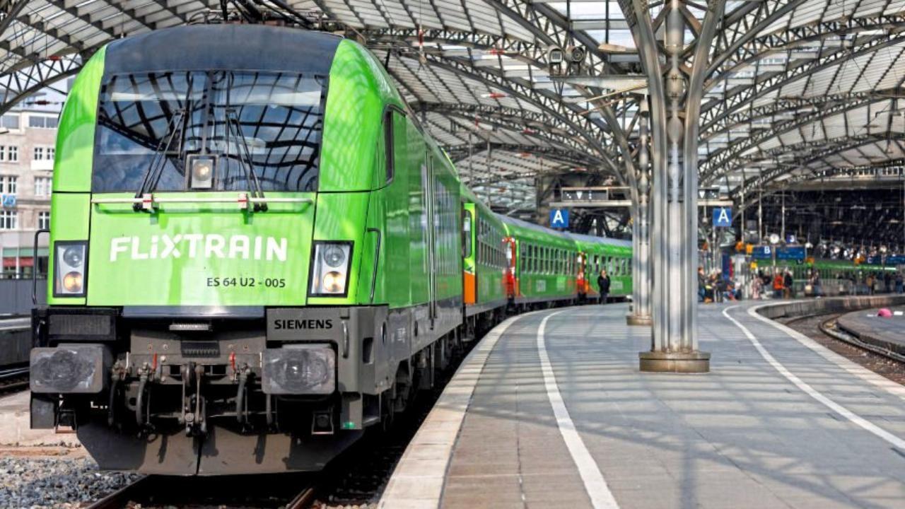 Ende Mai Berlin Koln Ab 9 99 Euro Flixtrain Greift Deutsche Bahn An Reisen Deutsche Bahn Deutsche