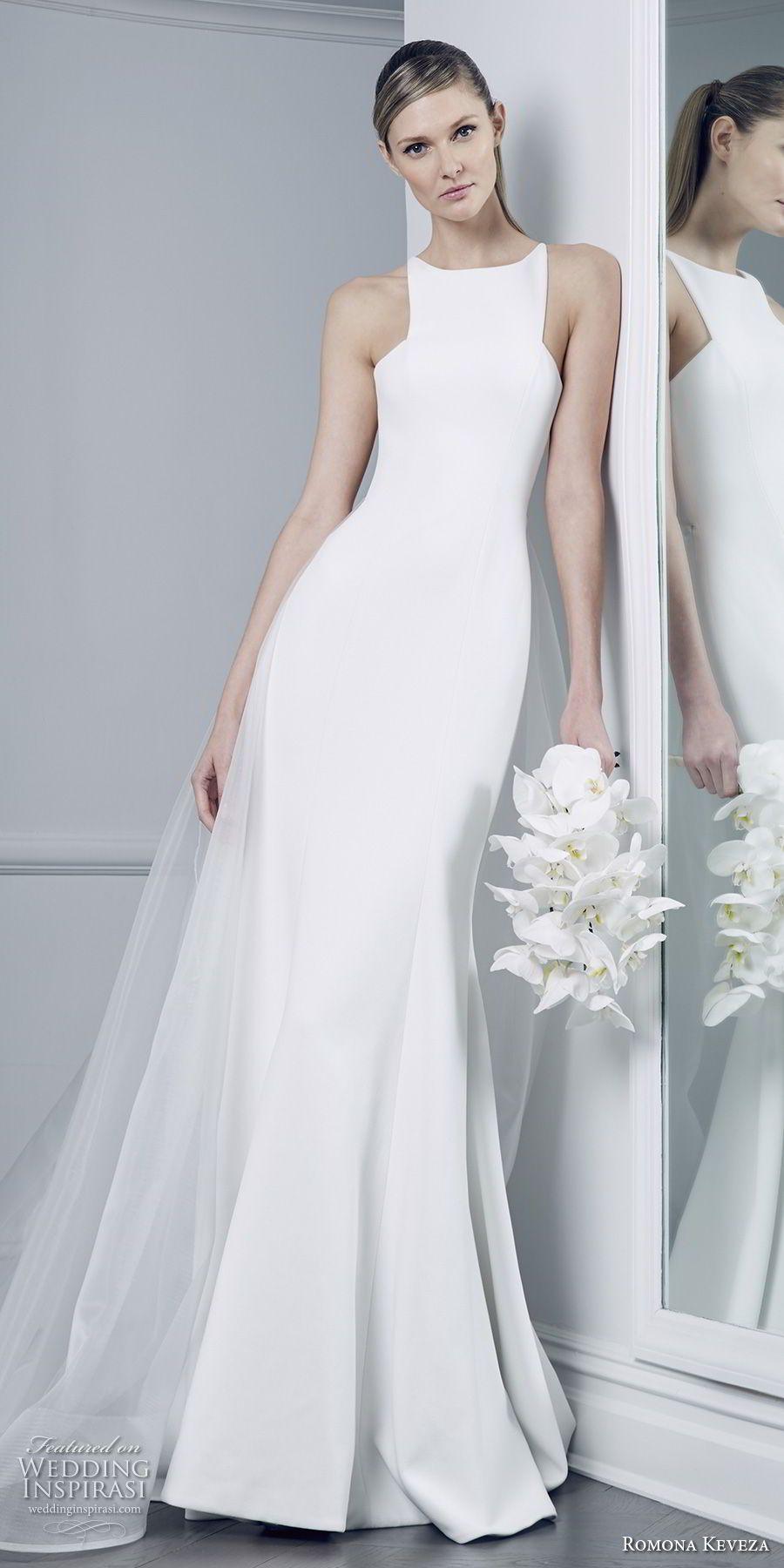 Romona Keveza Collection Bridal Fall 2018 Wedding Dresses ...