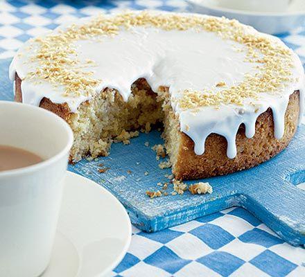 Coconut Cream Cake Recipe Dairy And Gluten Free