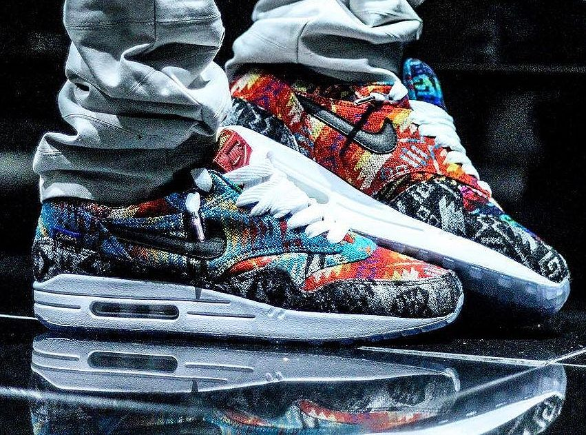 chaussures basket nike air max