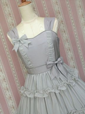 I Would Love To Try Make This Victorian Maiden Jumper Skirt