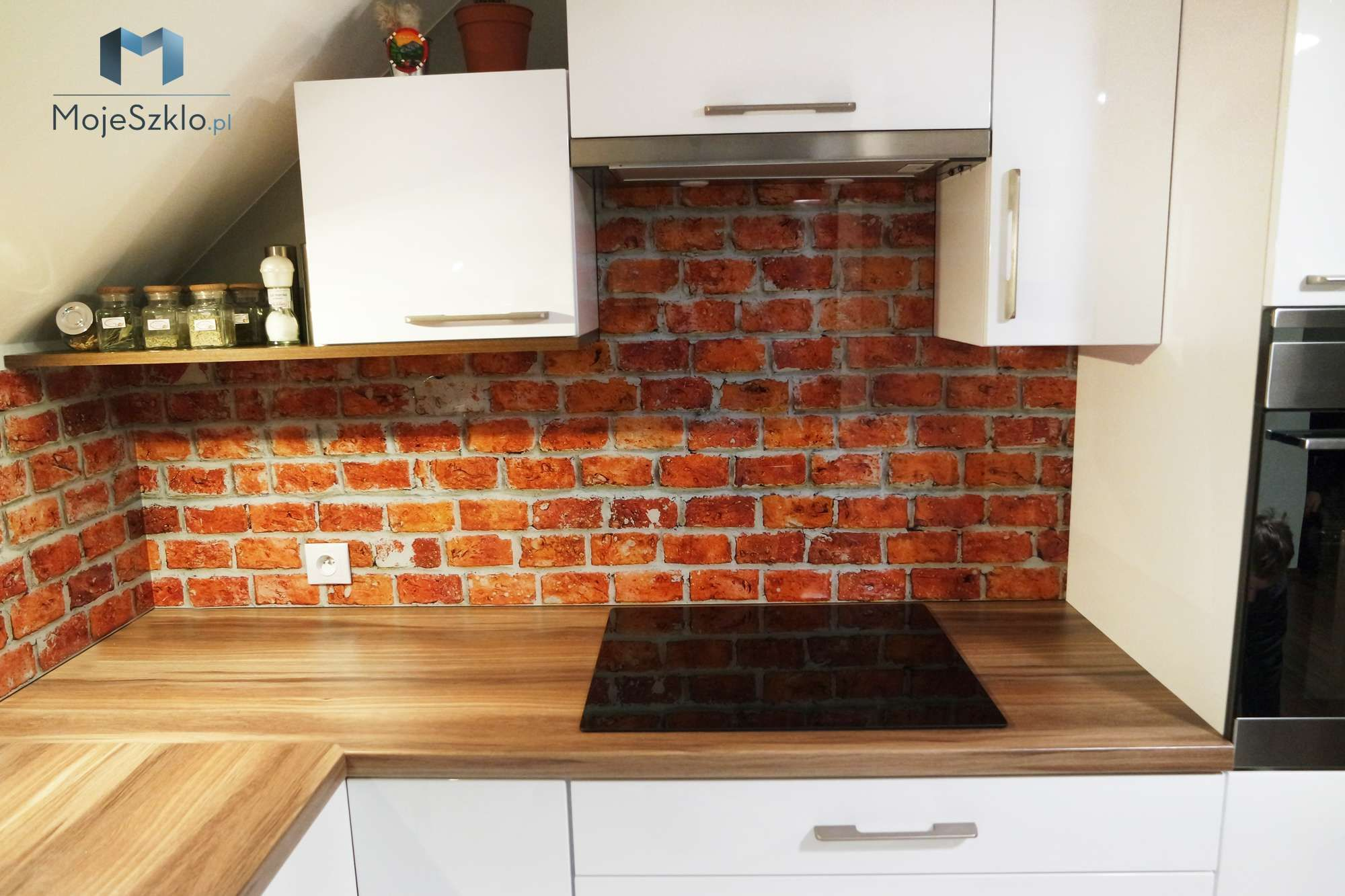 Szklane Panele Cegly Home Decor Flooring Decor