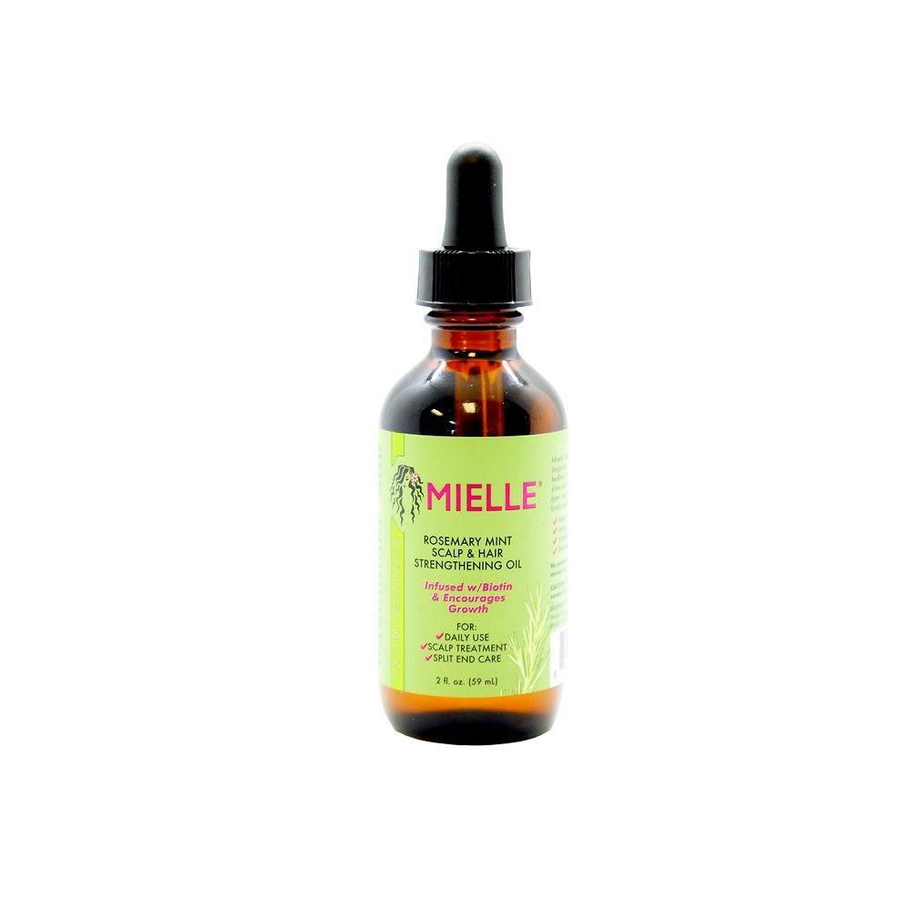 Mielle Rosemary Mint Scalp Hair Strengthening Oil 2 Fl Oz