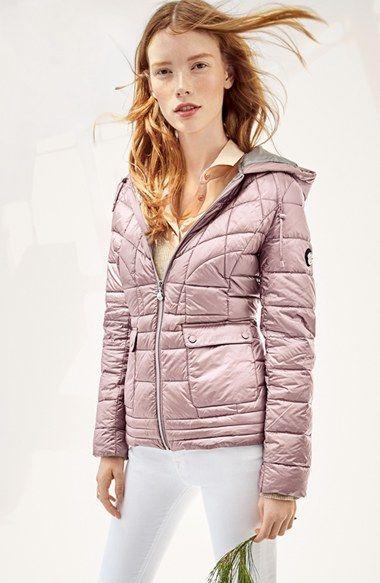 193d1e1eb5508 Bernardo Primaloft Rosa Packable Jacket
