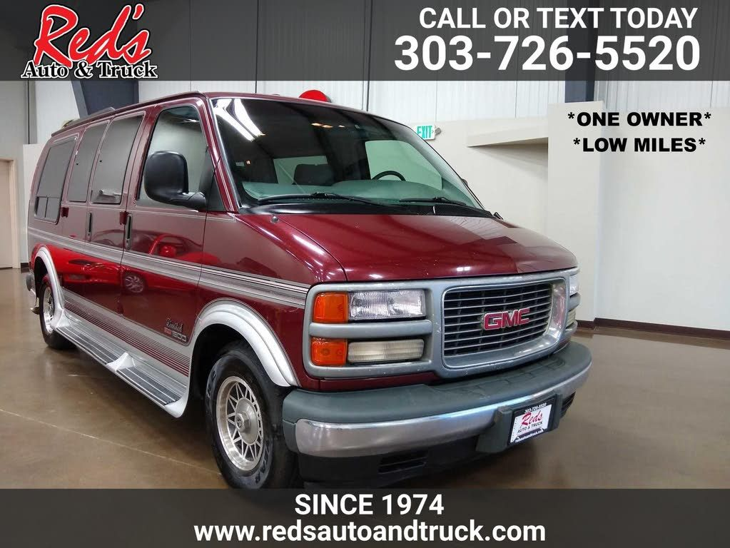 Used Gmc Savana For Sale Denver Co Cargurus Gmc Sale Trucks