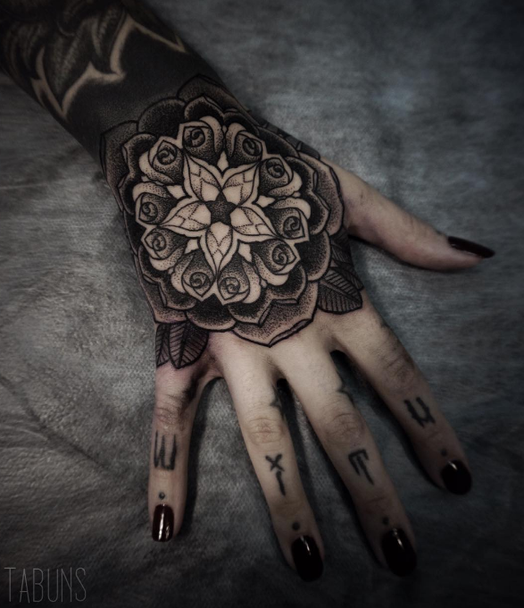 Pin By Chelsea Shattuck On Alex Tabuns Hand Tattoos Hand Tattoo Cover Up Cute Finger Tattoos