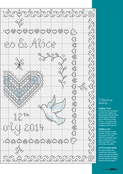 (1) Gallery.ru / Фото #9 - Cross Stitch Collection 236 июнь 2014 - tymannost