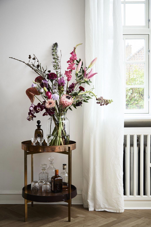 Blomster blomsterbuket Bloomon blomsterstyling styling