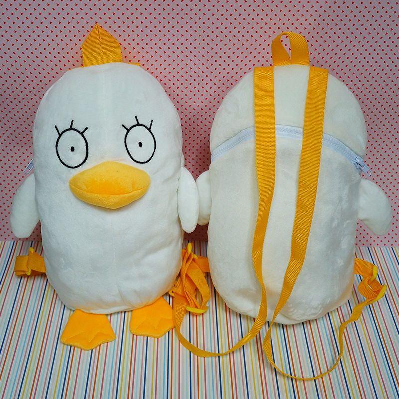 Gintama Elizabeth Backpack Bag Plush Toy Japanese Anime Stuffed