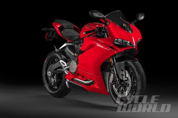 EICMA 2015 FIRST LOOK: 2016 Ducati 959 Panigale ...