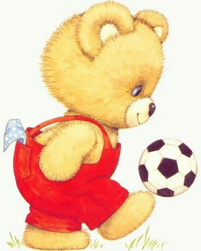 TEDDY BEAR | CLIP ART - T. BEARS #1 - CLIPART | Pinterest | Bären ...
