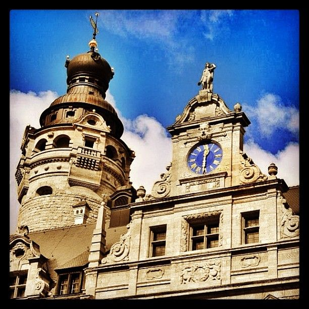 Leipzig - Neues Rathaus