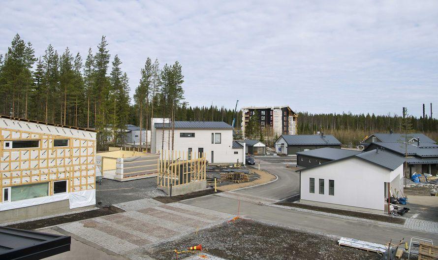 Seinäjoki valmistautuu kesän Asuntomessuihin   Oikotie - Kotiin