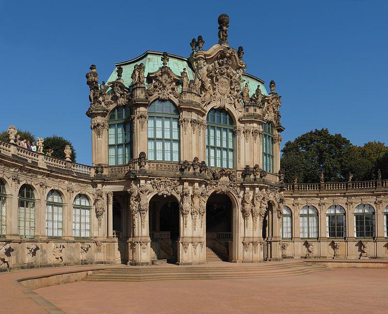 Rococo Rococo Architecture Exterior German Architecture