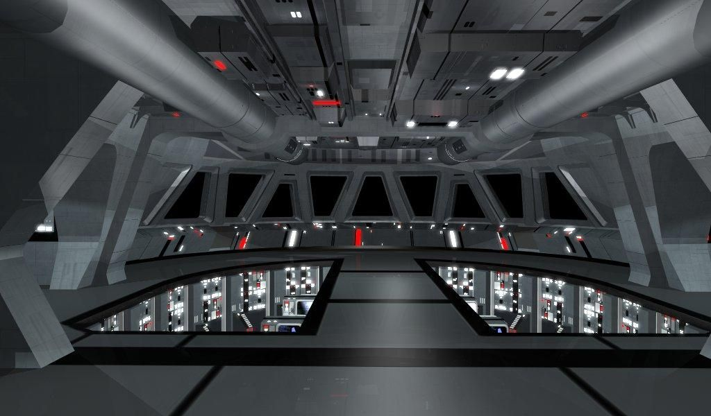 Imperial Star Destroyer Bridge | Star Wars Nerd-out | Star ...