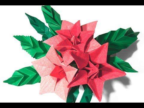 Youtube pinterest origami flower bouquets and diy flower youtube mightylinksfo