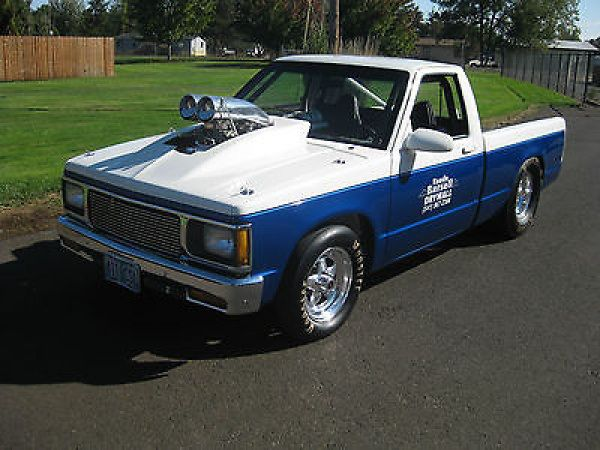 Chevrolet : S-10 PU Blown Gasser Drag Race Truck Streetable Hot Rod - http://www.legendaryfind.com/carsforsale/chevrolet-s-10-pu-blown-gasser-drag-race-truck-streetable-hot-rod/