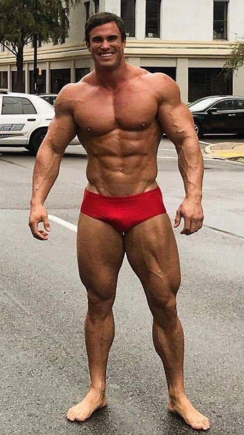 Man muscle male gay