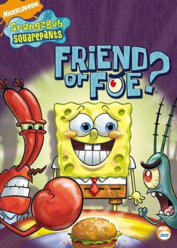 SpongeBob SquarePants: Friend Or Foe? @ niftywarehouse.com
