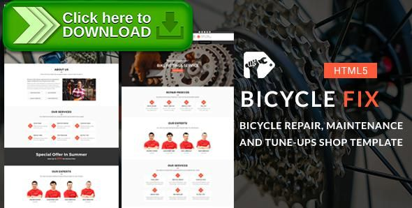Free nulled Bicycle Fix - Bicycle Repair, Maintenance and Tune-Ups