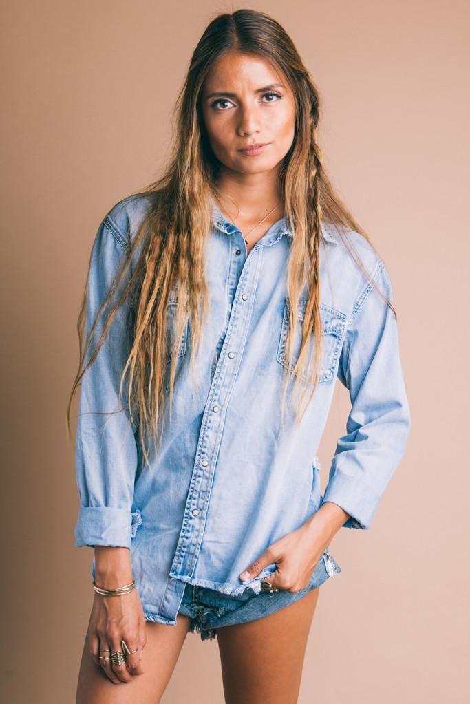 She Wolfe Liberty Shirt