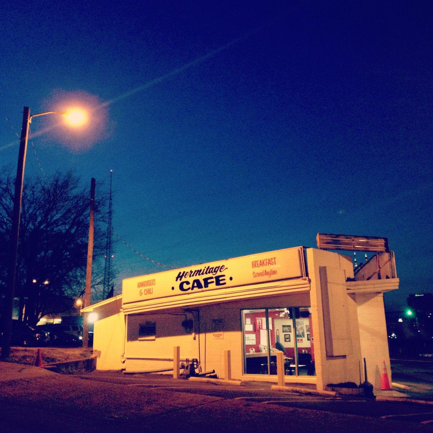 Hermitage Cafe / Nashville, TN