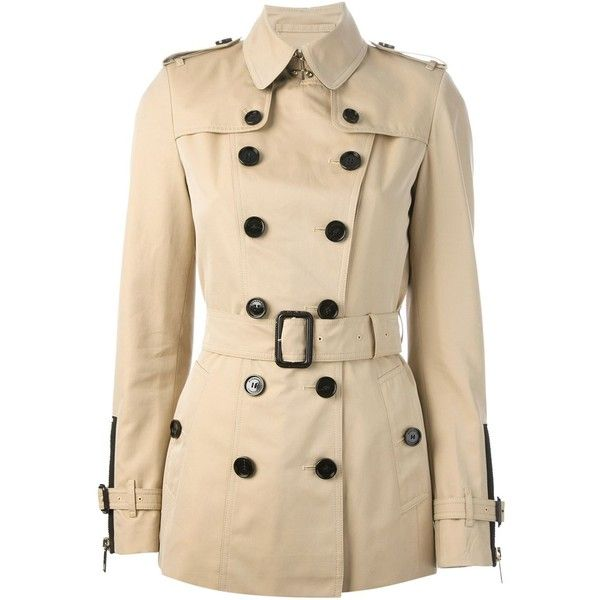 4a38ff37ec279 Burberry London Double Breasted Trench Coat and other apparel ...