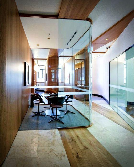 Habitaciones acristaladas nuevas tendencias para dise o for Diseno de interiores para oficinas pequenas