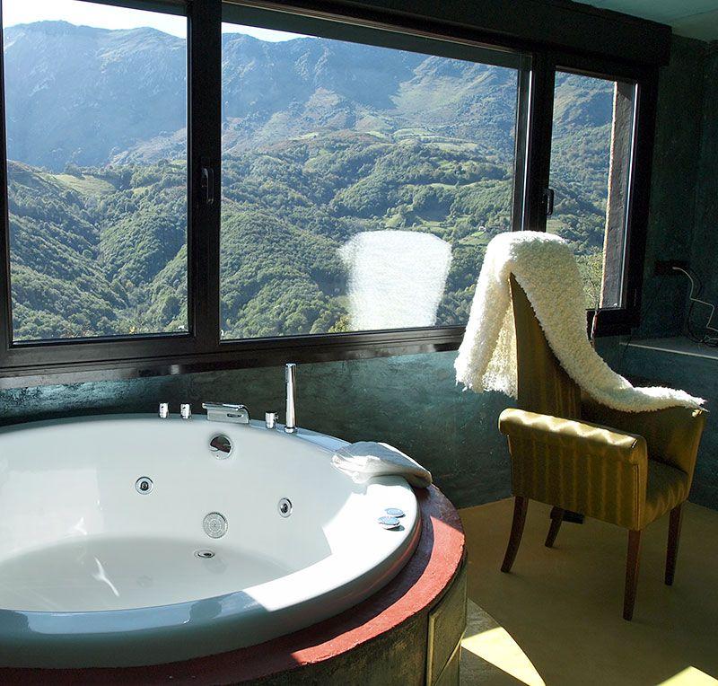 Hotel Spa Con Encanto Y Lujo En Asturias La Isla Las Habitaciones La Aldea Soñada Del Angliru Hotel Spa Hoteles