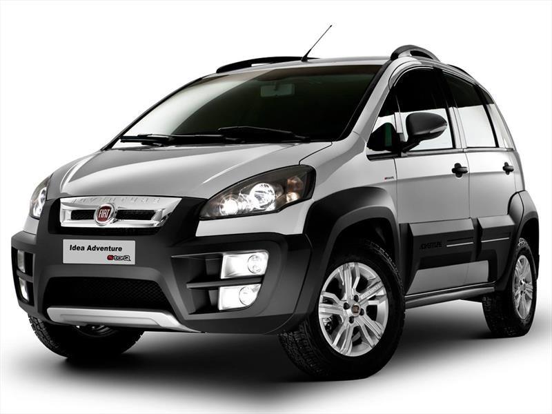 Carros nuevos fiat precios idea adventure italian for Fiat idea nuevo precio