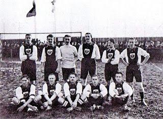 EQUIPOS DE FÚTBOL: SELECCIÓN DE ALEMANIA 1910-11