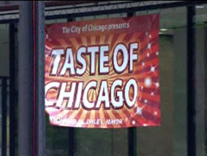 Taste Of Chicago Starts Wednesday, Here Is The List Of