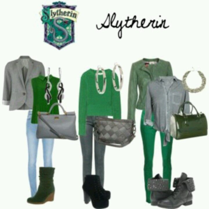 Slytherin Fall Casual