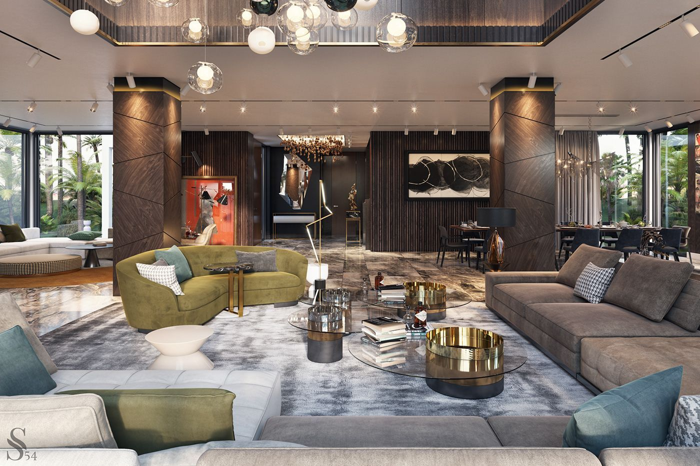 Luxury Design Interior Luxury Design Bedding Luxury Design Homes Interiors Luxury Design Bedroom Luxury Design Bedroom 2020 Ic Tasarim Daire Ic Tasarim Tasarim