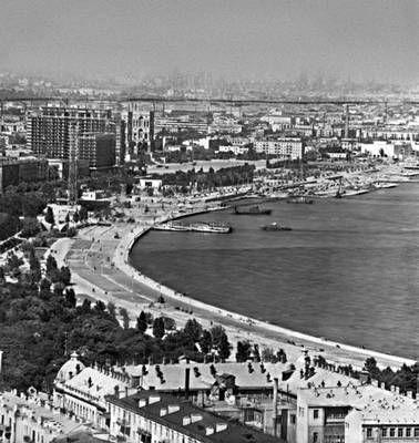 Baku V Bolshoj Sovetskoj Enciklopedii Sapunov Pejzazhi Staryj Gorod Pamyatniki