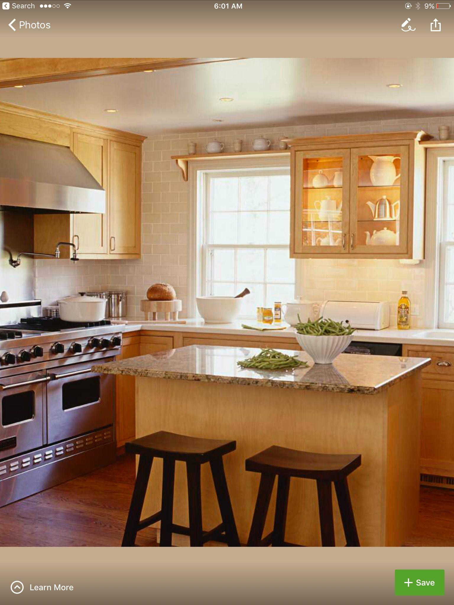 Backsplash around kitchen window  pin by lindsay fairfield herbert on kitchens  pinterest  kitchens