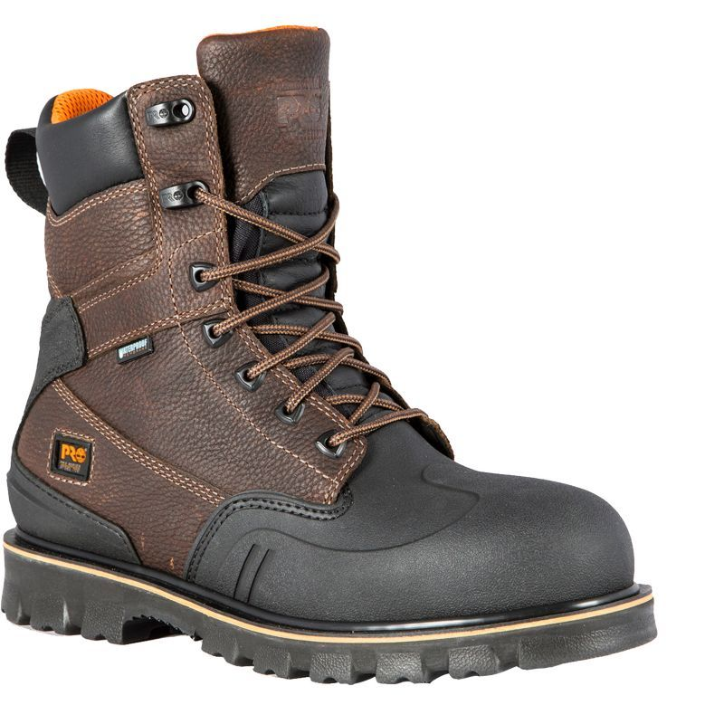 Timberland PRO Men's Rigmaster XT 8†Waterproof Steel Toe Work Boot, ...