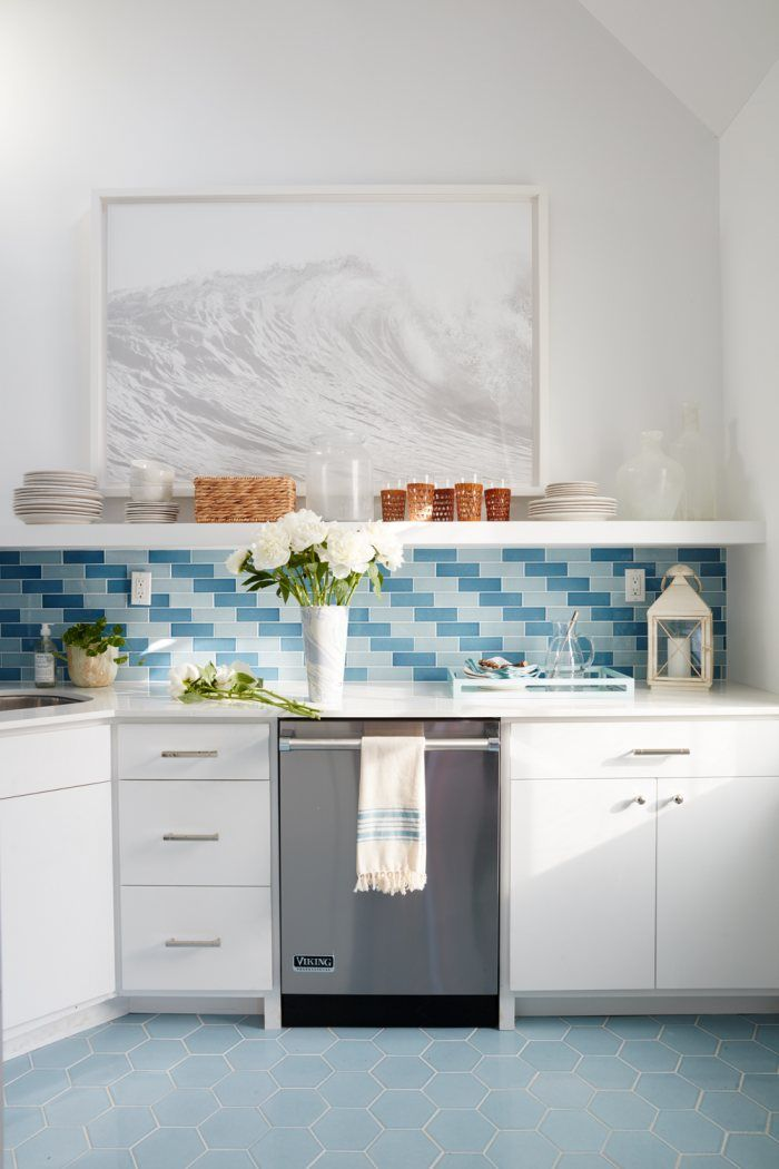 Coastal Living Pool House Kitchen Installation Gallery Fireclay
