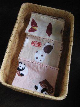 Japanese Fablic (Oshibori Hand Towels)