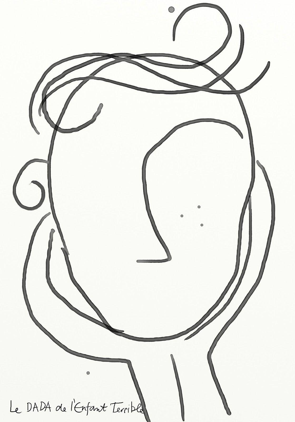 Atividade Criativa Descobrindo O Rosto Humano Art Visage Arts