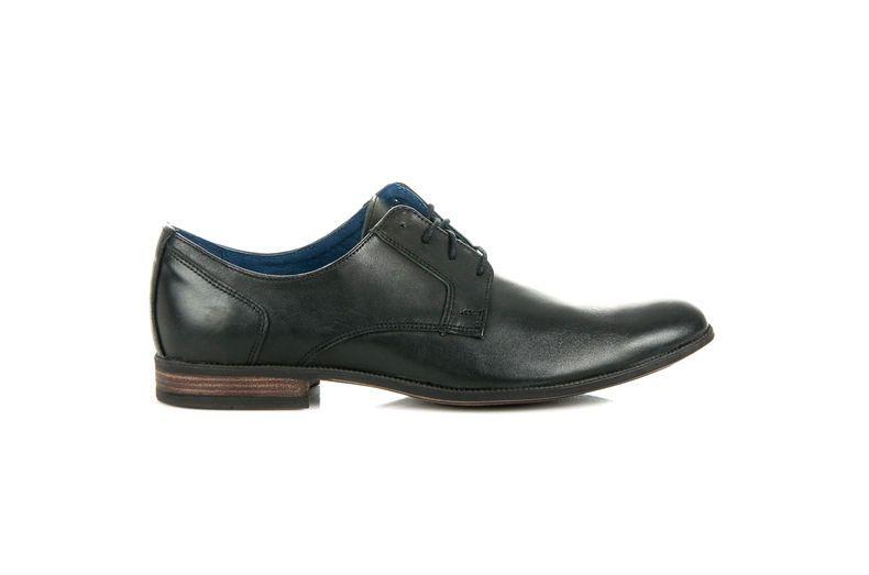 Polbuty Meskie Lucca Niebieskie Skorzane Polbuty Lucca Dress Shoes Men Chelsea Boots Dress Shoes